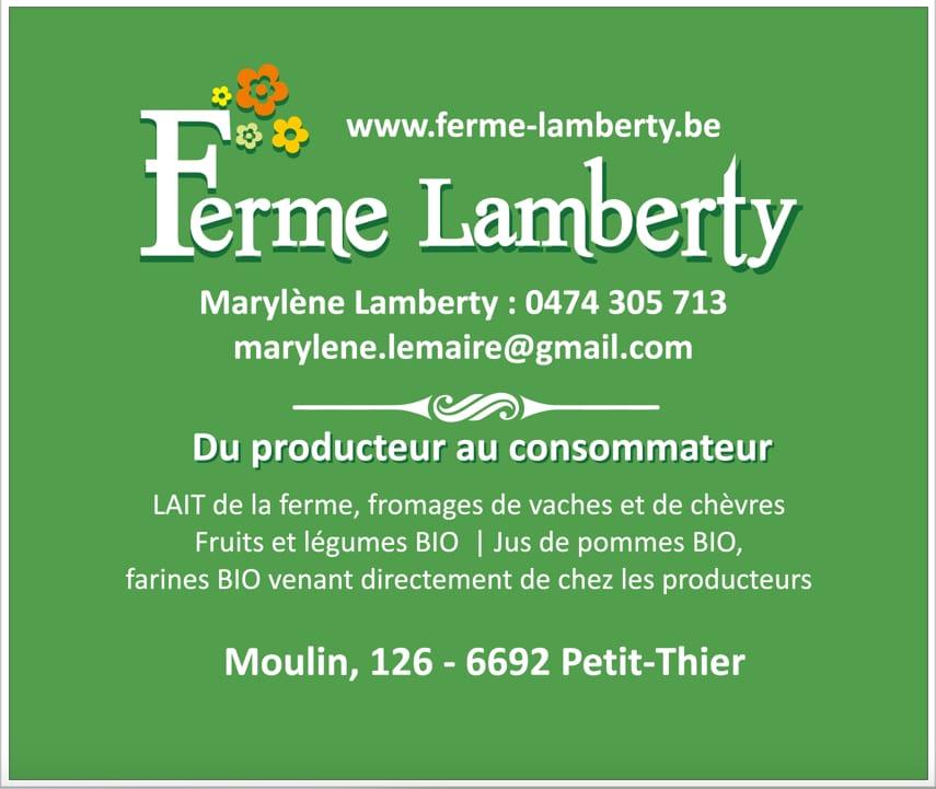 Logo Ferme Lamberty
